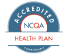 NCQA Accredited - Health Paln - Commendable